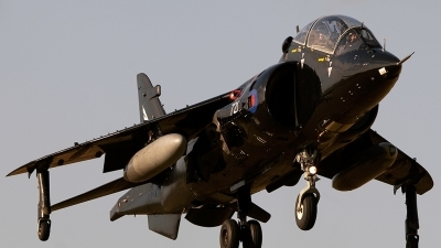 Photo ID 65479 by Liam Paul McBride. UK Navy British Aerospace Harrier T8, ZD990
