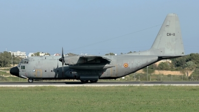 Photo ID 65547 by Stephen J Muscat. Belgium Air Force Lockheed C 130H Hercules L 382, CH 11