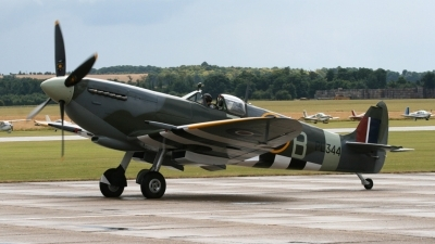 Photo ID 66007 by Niels Roman / VORTEX-images. Private Private Supermarine 361 Spitfire LF Mk IXe, G IXCC