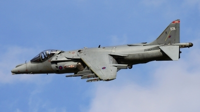 Photo ID 65643 by Agata Maria Weksej. UK Air Force British Aerospace Harrier GR9A, ZD467