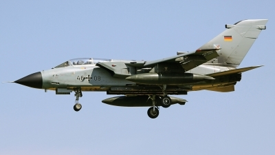 Photo ID 65658 by Tobias Ader. Germany Air Force Panavia Tornado IDS T, 46 08