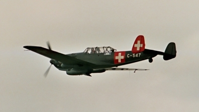 Photo ID 66045 by Martin Thoeni - Powerplanes. Private Private Eidgen ssische Flugzeugwerke C 3603, HB RBI