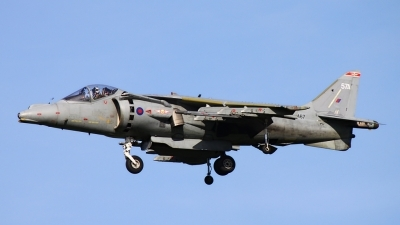 Photo ID 66069 by Agata Maria Weksej. UK Air Force British Aerospace Harrier GR9A, ZD467