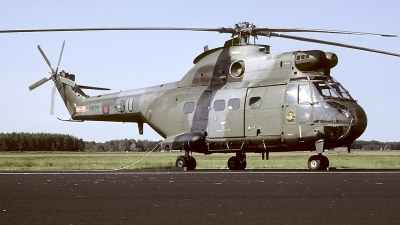 Photo ID 65920 by Carl Brent. UK Air Force Westland SA 330E Puma HC1, XW199