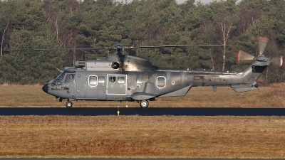 Photo ID 65972 by Johan Havelaar. Netherlands Air Force Eurocopter AS 532U2 Cougar MkII, S 454