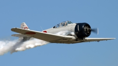 Photo ID 65994 by Johannes Berger. Private American Airpower Heritage Flying Museum North American Harvard Mk 4, NX15799