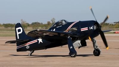 Photo ID 65997 by Johannes Berger. Private Private Grumman F8F 1 Bearcat, NL14HP