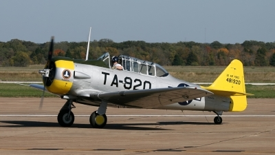 Photo ID 65998 by Johannes Berger. Private Private North American AT 6F Texan, N244GR