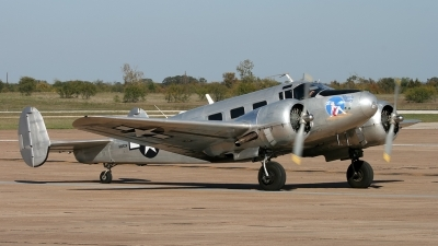 Photo ID 66001 by Johannes Berger. Private Private Beech C 45H Expeditor, N165ZA
