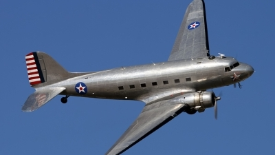 Photo ID 66003 by Johannes Berger. Private Commemorative Air Force Douglas C 47B Skytrain, N47HL