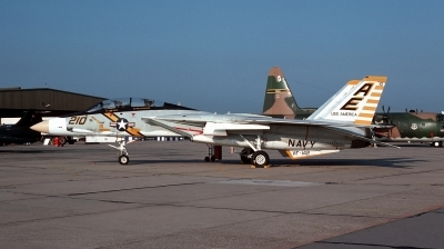Photo ID 66072 by Alex Staruszkiewicz. USA Navy Grumman F 14A Tomcat, 159451
