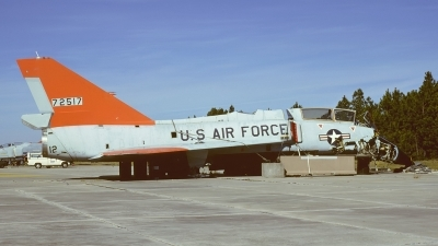 Photo ID 66130 by Peter Boschert. USA Air Force Convair QF 106B Delta Dart, 57 2517