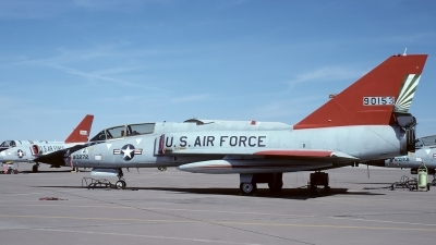 Photo ID 66131 by Peter Boschert. USA Air Force Convair QF 106B Delta Dart, 59 0153