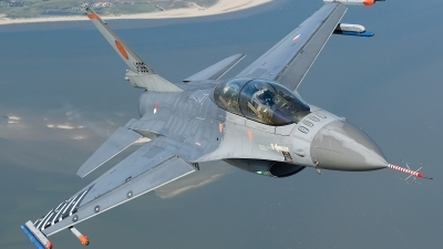 Photo ID 66284 by Jakub Vanek. Netherlands Air Force General Dynamics F 16BM Fighting Falcon, J 066
