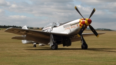 Photo ID 66440 by Claire Williamson. Private Private North American P 51D Mustang, F AZSB