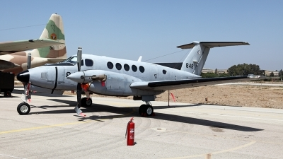 Photo ID 66702 by Carl Brent. Israel Air Force Beech Super King Air 200T Zufit 5, 848