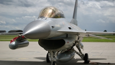 Photo ID 66357 by Stuart Skelton. Denmark Air Force General Dynamics F 16BM Fighting Falcon, ET 199