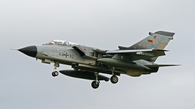 Photo ID 66544 by Tobias Ader. Germany Air Force Panavia Tornado IDS T, 43 92