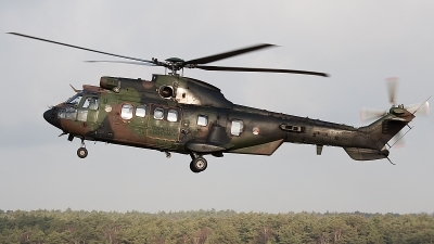 Photo ID 66477 by Johan Havelaar. Netherlands Air Force Eurocopter AS 532U2 Cougar MkII, S 441