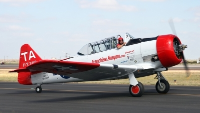 Photo ID 66509 by Johannes Berger. Private Private North American SNJ 6 Texan, N3238G