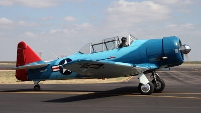 Photo ID 66537 by Johannes Berger. Private Private North American Harvard II, N3646G