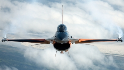 Photo ID 66611 by Jakub Vanek. Netherlands Air Force General Dynamics F 16AM Fighting Falcon, J 015