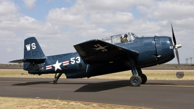 Photo ID 66653 by Johannes Berger. Private Commemorative Air Force General Motors TBM 3E Avenger, N5264V