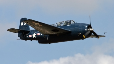 Photo ID 66641 by Johannes Berger. Private Commemorative Air Force General Motors TBM 3E Avenger, N5264V
