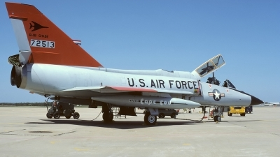 Photo ID 66680 by Peter Boschert. USA Air Force Convair QF 106B Delta Dart, 57 2513