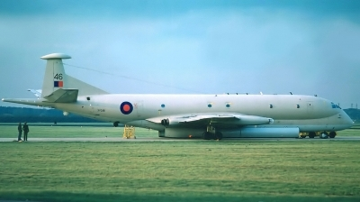 Photo ID 66761 by Arie van Groen. UK Air Force Hawker Siddeley Nimrod MR2, XV246