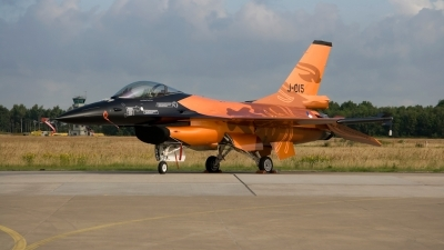 Photo ID 66952 by Sander Meijering. Netherlands Air Force General Dynamics F 16AM Fighting Falcon, J 015