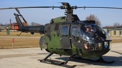 Photo ID 66928 by Mick Balter - mbaviation-images. Germany Army MBB Bo 105 P1, 87 27