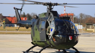 Photo ID 66927 by Mick Balter - mbaviation-images. Germany Army MBB Bo 105 P1, 86 89