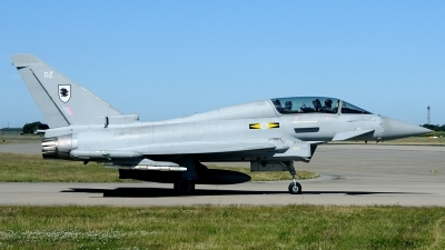 Photo ID 66894 by Joop de Groot. UK Air Force Eurofighter EF 2000 Typhoon T1, ZJ811