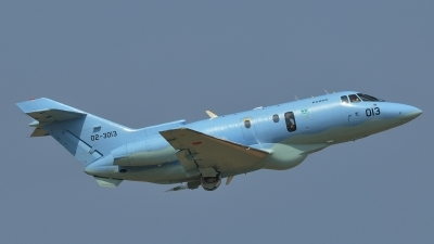 Photo ID 67052 by Peter Terlouw. Japan Air Force Hawker Siddeley U 125A HS 125 800, 02 3013