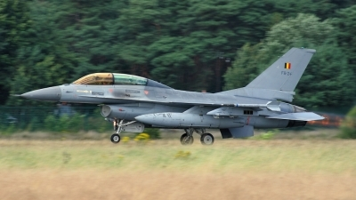 Photo ID 67296 by Guido Haesevoets. Belgium Air Force General Dynamics F 16BM Fighting Falcon, FB 24