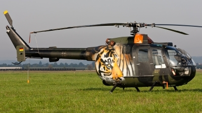 Photo ID 67165 by Andreas Zeitler - Flying-Wings. Germany Army MBB BO 105P PAH 1, 86 55