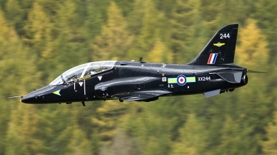 Photo ID 67208 by Glenn Beasley. UK Air Force British Aerospace Hawk T 1, XX244