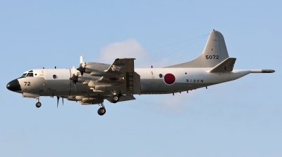 Photo ID 67324 by Andreas Zeitler - Flying-Wings. Japan Navy Lockheed P 3C Orion, 5072