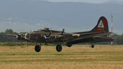Photo ID 68675 by Martin Thoeni - Powerplanes. Private Private Boeing B 17G Flying Fortress 299P, F AZDX