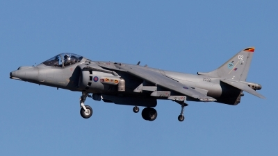Photo ID 67554 by Tom Sunley. UK Air Force British Aerospace Harrier GR9, ZD321