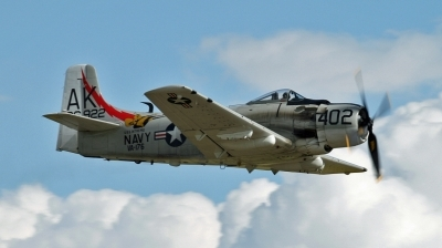 Photo ID 8451 by Craig Wise. Private Private Douglas A 1D Skyraider AD 4NA, G RADR