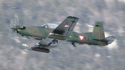 Photo ID 67556 by delta kilo. Austria Air Force Pilatus PC 7 Turbo Trainer, 3H FJ