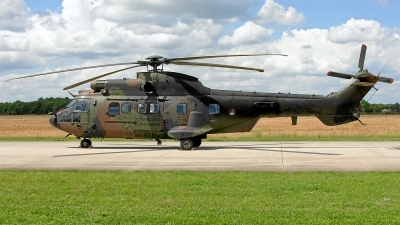 Photo ID 67507 by Rainer Mueller. Netherlands Air Force Eurocopter AS 532U2 Cougar MkII, S 458