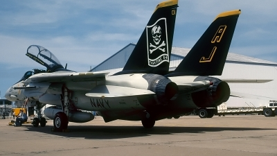 Photo ID 67575 by David F. Brown. USA Navy Grumman F 14A Tomcat, 162692