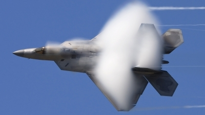 Photo ID 67747 by Frank Steinkohl. USA Air Force Lockheed Martin F 22A Raptor, 04 4071