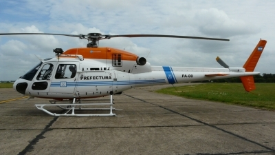 Photo ID 67837 by Martin Kubo. Argentina Coast Guard Eurocopter AS 355NP, PA 80
