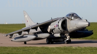 Photo ID 8514 by Chris Lofting. UK Air Force British Aerospace Harrier GR7A, ZD436