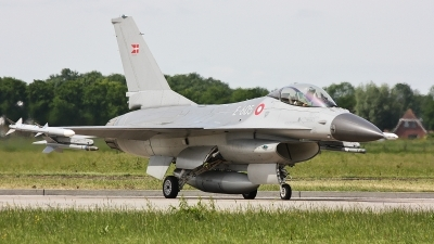 Photo ID 67913 by Jimmy van Drunen. Denmark Air Force General Dynamics F 16AM Fighting Falcon, E 605
