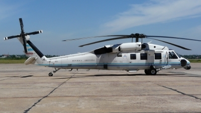 Photo ID 68002 by Martin Kubo. Argentina Government Sikorsky S 70 H 60 Black Hawk Seahawk, H 01